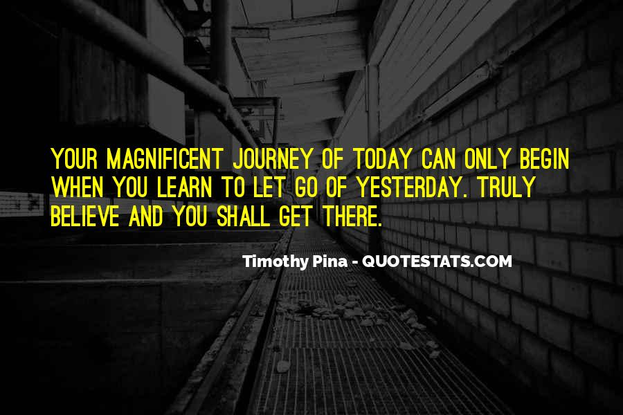 Quotes About Journey #23227