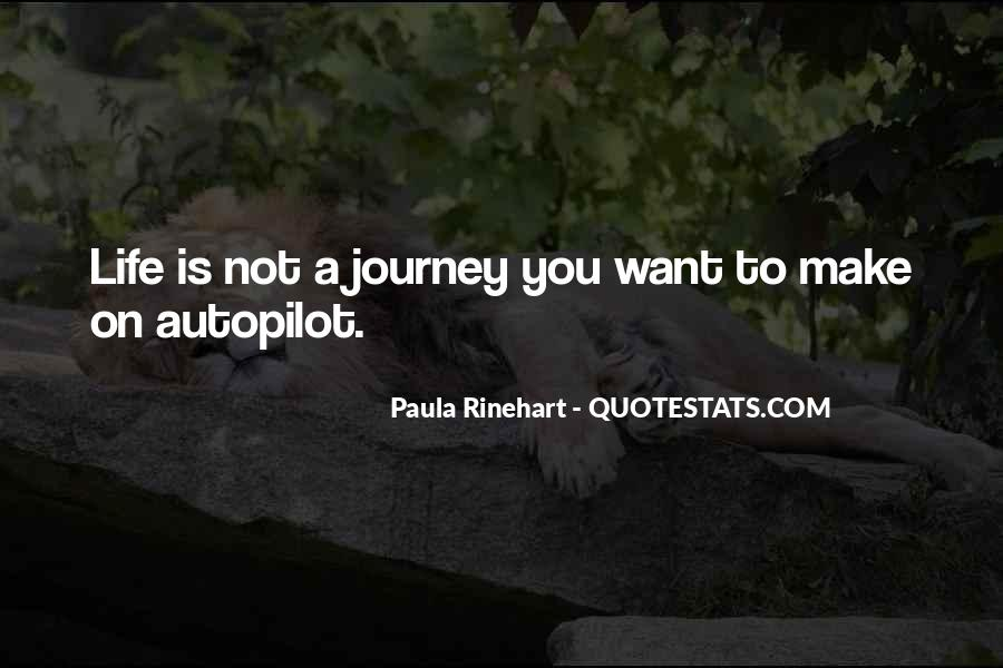 Quotes About Journey #30148