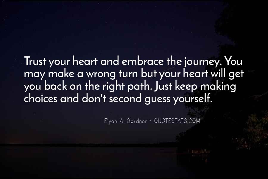 Quotes About Journey #6292