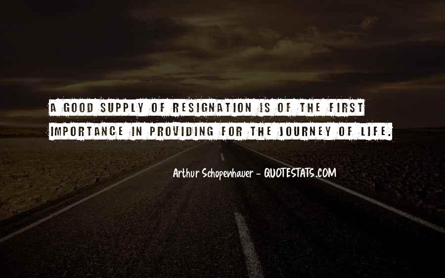 Quotes About Journey #6838