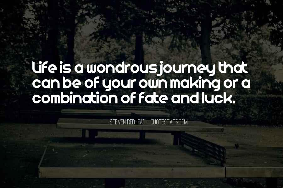 Quotes About Journey #7264