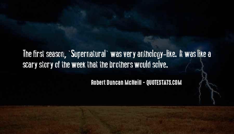 Supernatural Season 1 Quotes #1172433