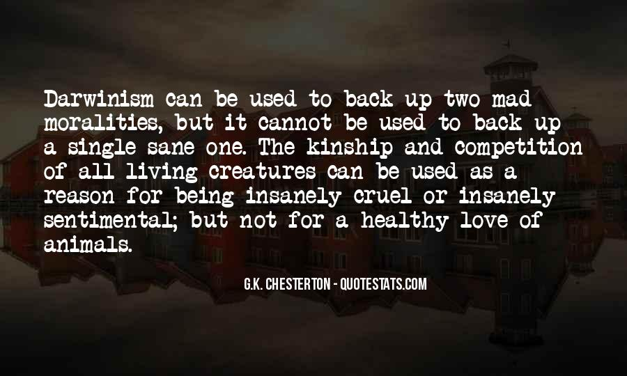 Quotes About Being In Love And Single #126288