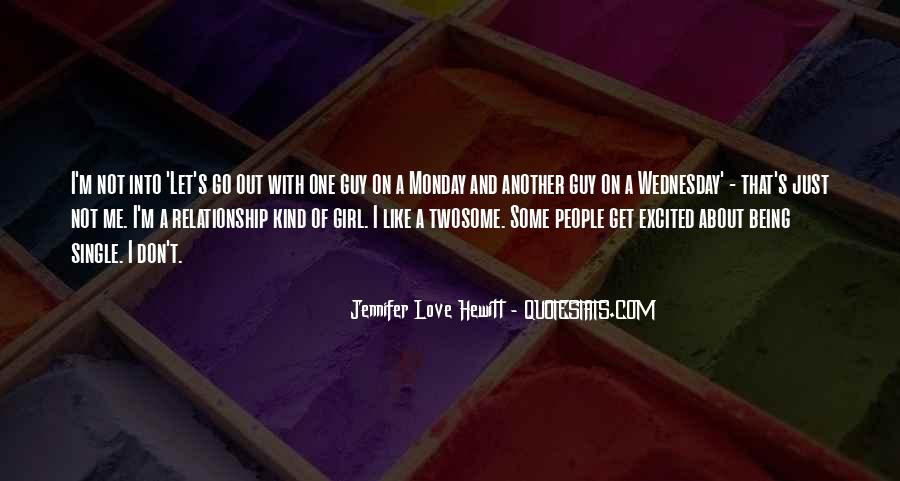 Quotes About Being In Love And Single #1292242