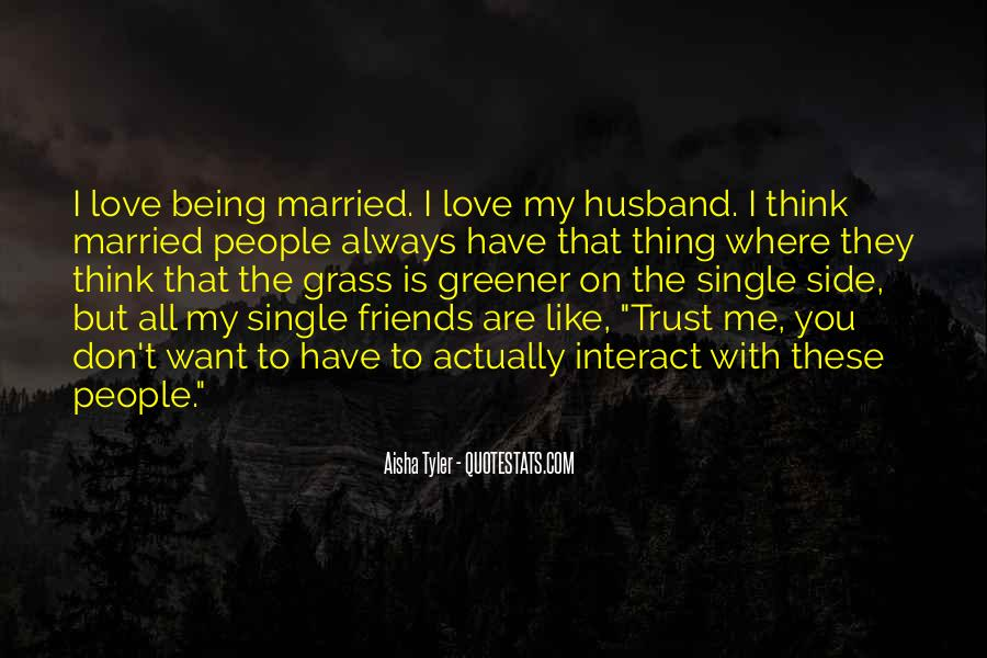 Quotes About Being In Love And Single #831005