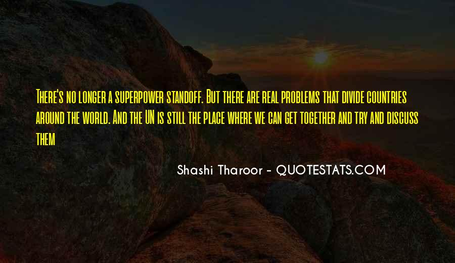 Superpower Quotes #1129152