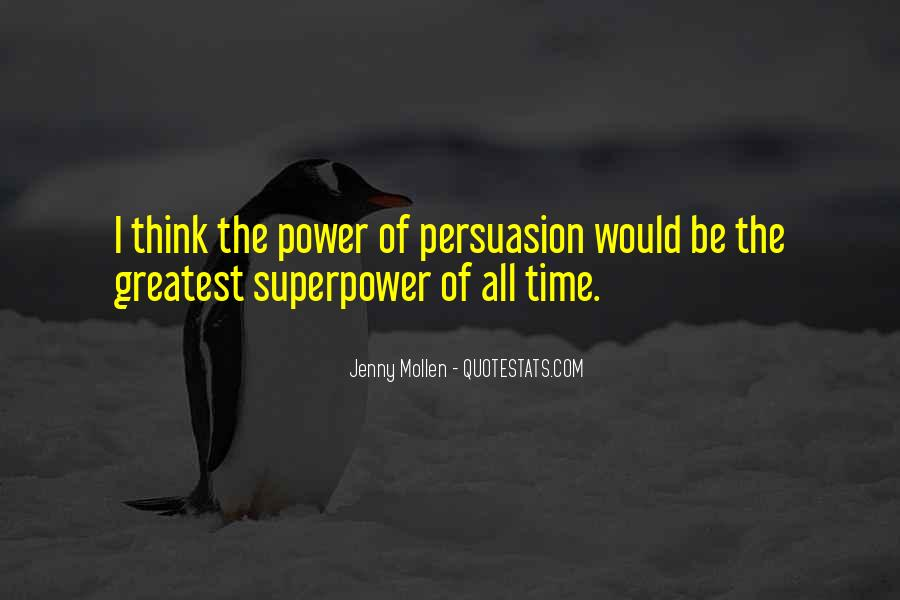 Superpower Quotes #137110