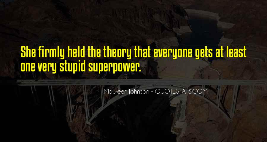 Superpower Quotes #17574