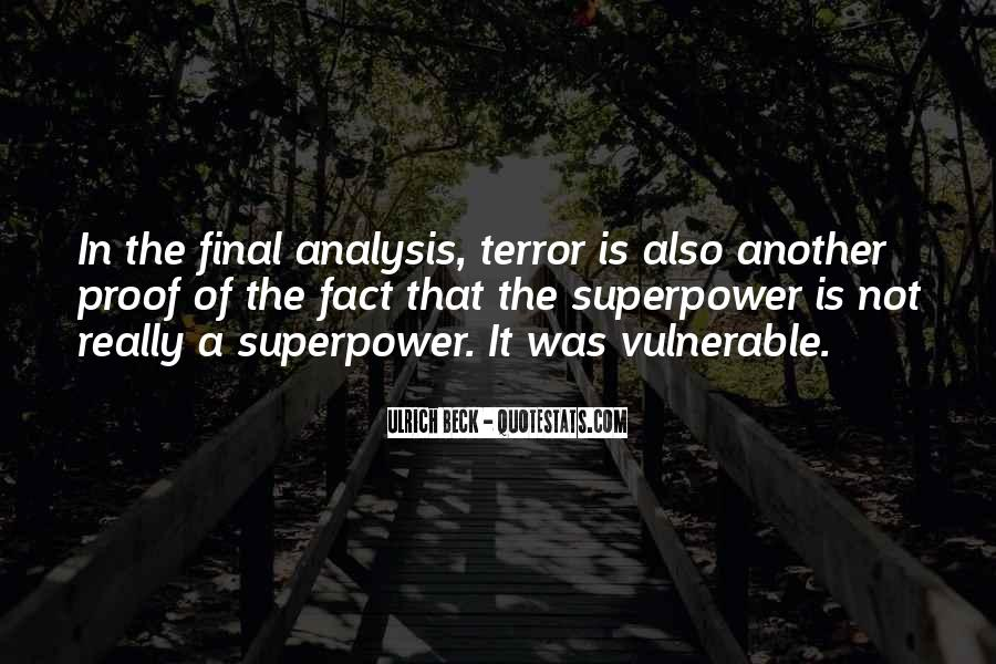 Superpower Quotes #250563