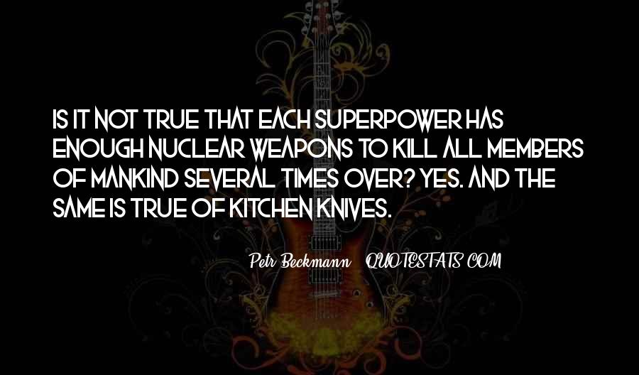 Superpower Quotes #264253