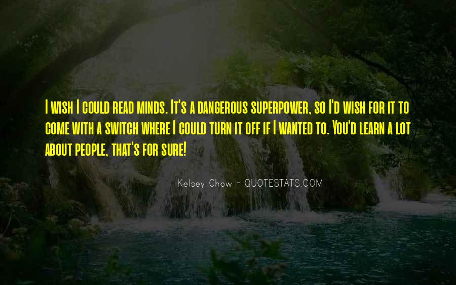 Superpower Quotes #273754
