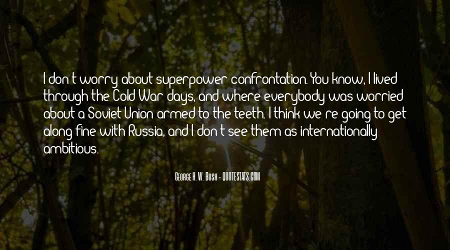 Superpower Quotes #364495