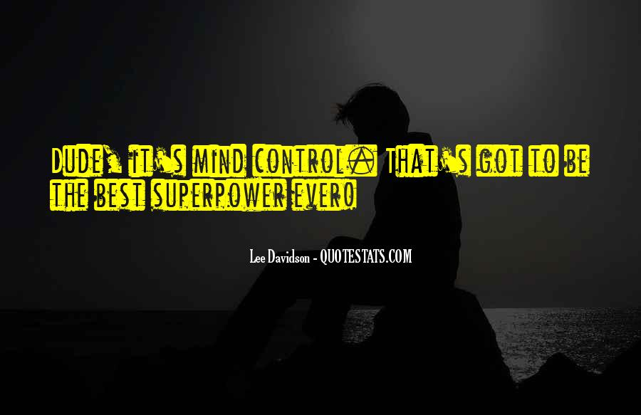 Superpower Quotes #521252