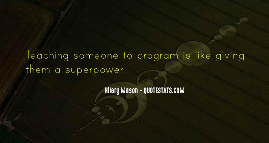 Superpower Quotes #822118