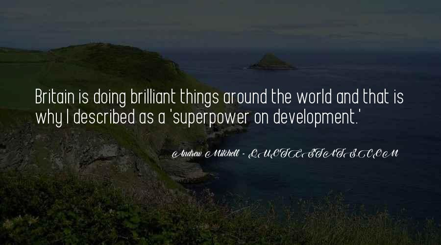 Superpower Quotes #833845