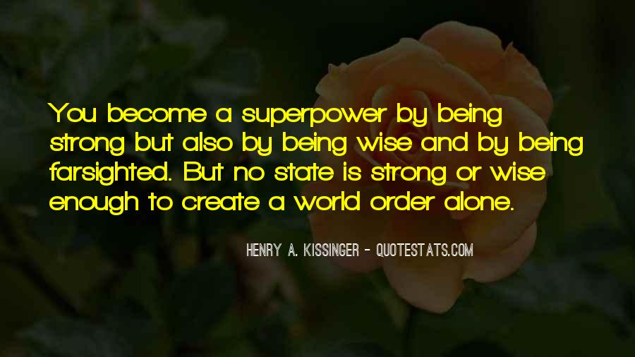 Superpower Quotes #870712