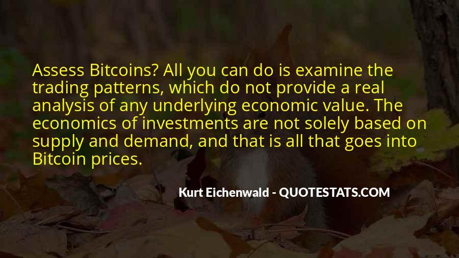 Supply And Demand Economics Quotes #972423