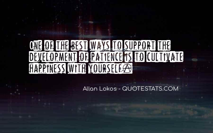 Support Goes Both Ways Quotes #229980
