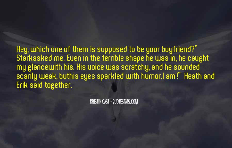 Supposed To Be Together Quotes #523308