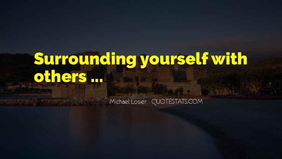 Surrounding Quotes #127187