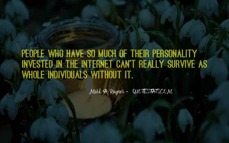 Survivor One World Quotes #1217368