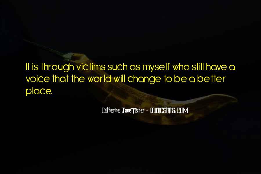 Survivor One World Quotes #1527330
