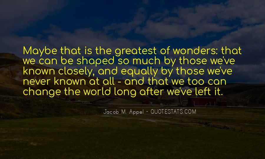 Survivor One World Quotes #1736864