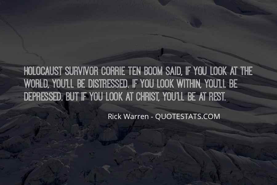 Survivor One World Quotes #308683