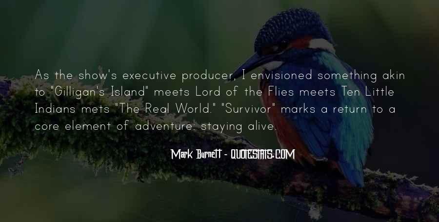 Survivor One World Quotes #914931
