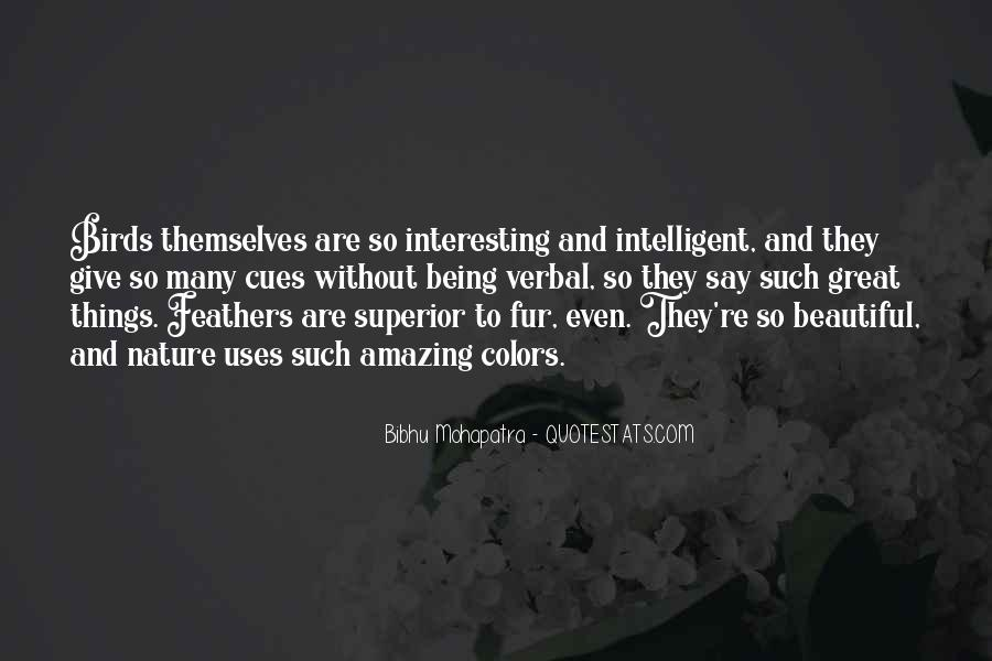 Quotes About Being Intelligent #1133060