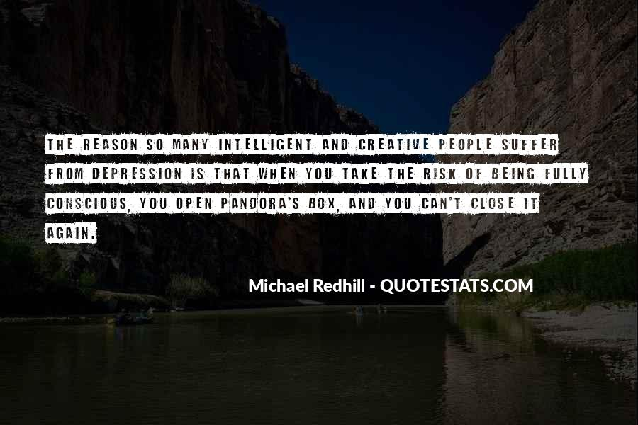 Quotes About Being Intelligent #1878