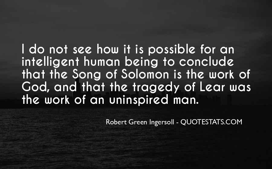 Quotes About Being Intelligent #606458