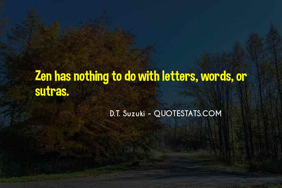Sutras Quotes #1841551