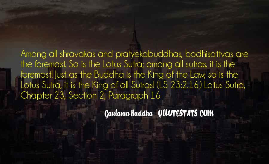 Sutras Quotes #529309