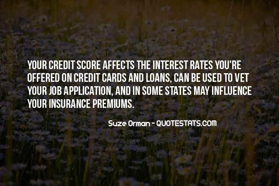 Suze Orman Insurance Quotes #214163