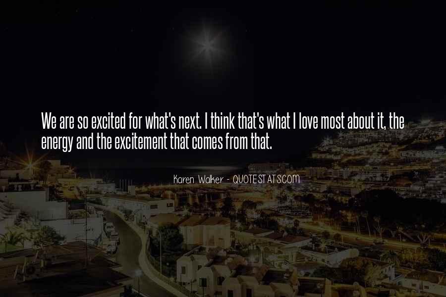 Quotes About Karen Walker #1018957