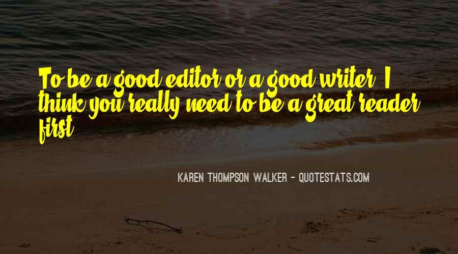 Quotes About Karen Walker #1037966