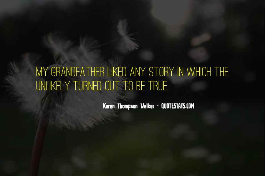 Quotes About Karen Walker #1075682