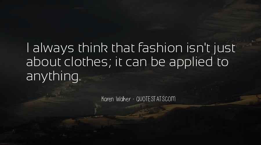 Quotes About Karen Walker #1127289