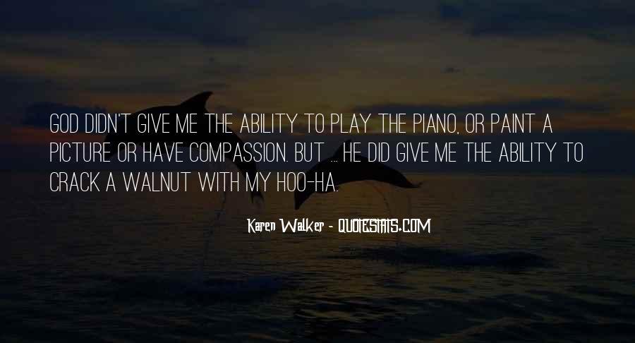 Quotes About Karen Walker #1187991