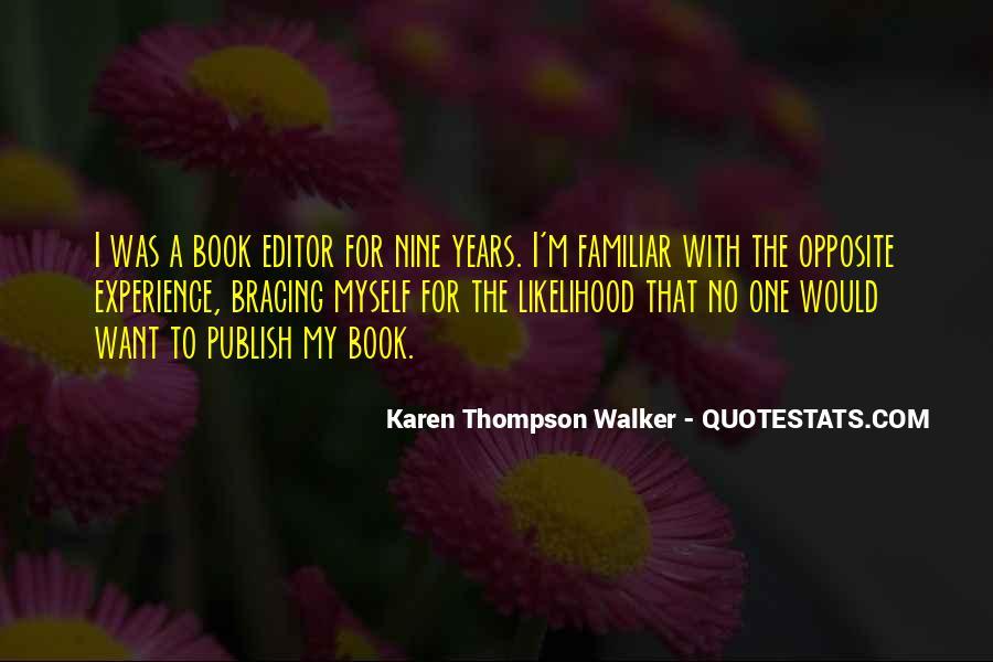 Quotes About Karen Walker #1192808