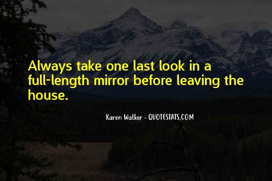 Quotes About Karen Walker #1273292