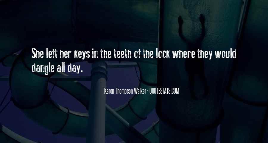 Quotes About Karen Walker #1274319