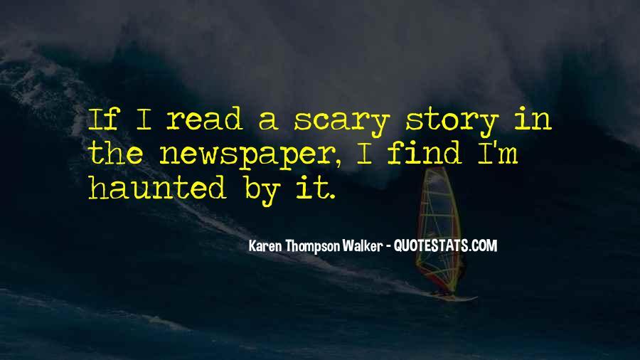 Quotes About Karen Walker #1377428