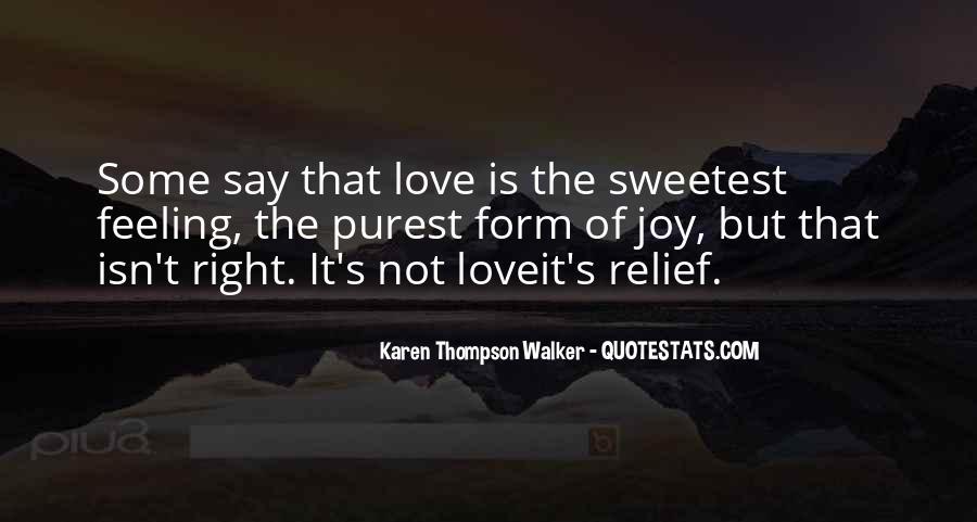 Quotes About Karen Walker #1389519