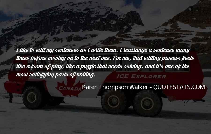 Quotes About Karen Walker #1410415