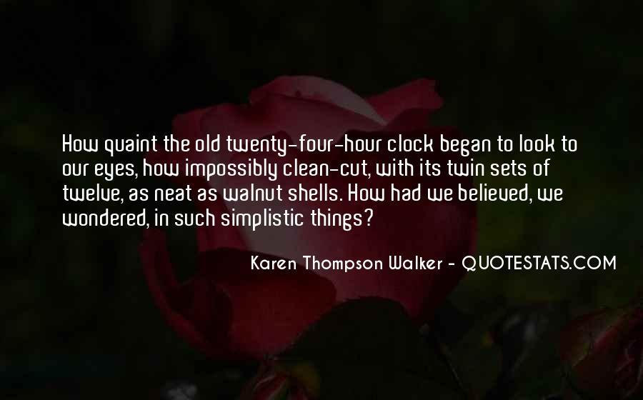 Quotes About Karen Walker #1420631
