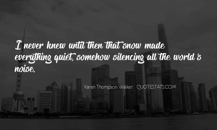 Quotes About Karen Walker #178997