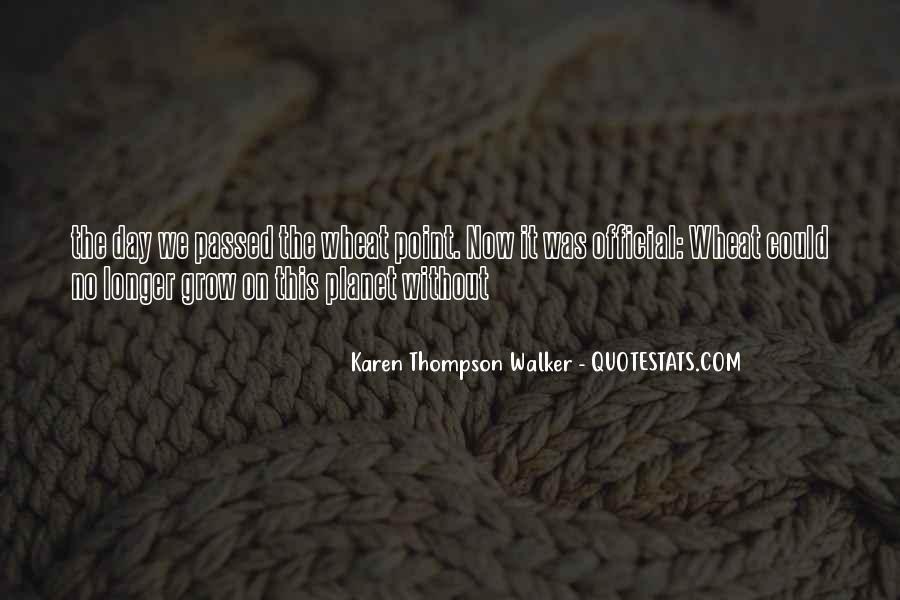 Quotes About Karen Walker #356181