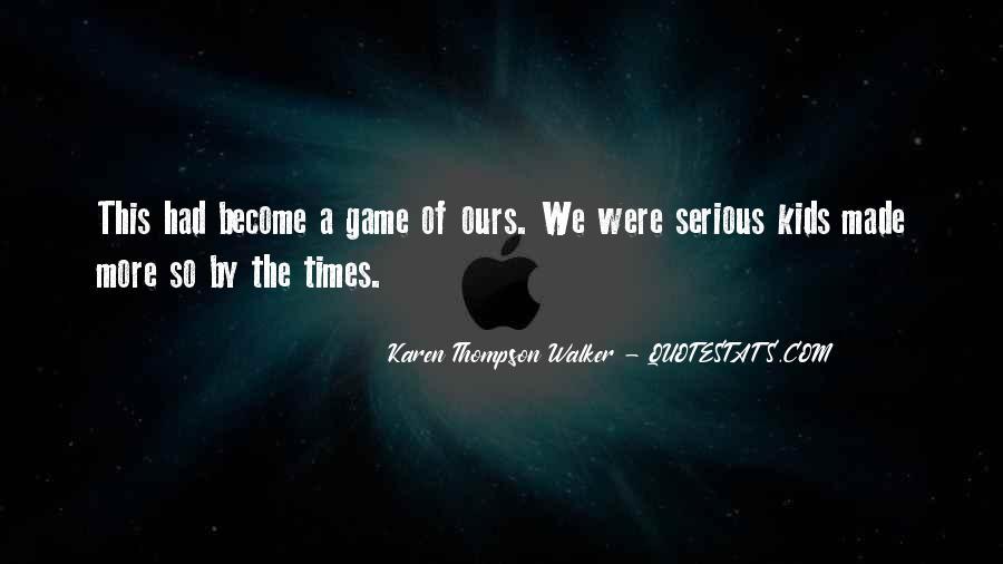 Quotes About Karen Walker #413525